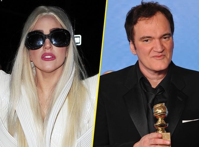 Lady Gaga : bientôt dans un film de Quentin Tarantino ?