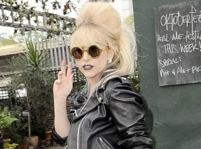 Lady Gaga de retour dans les bras de Luc !