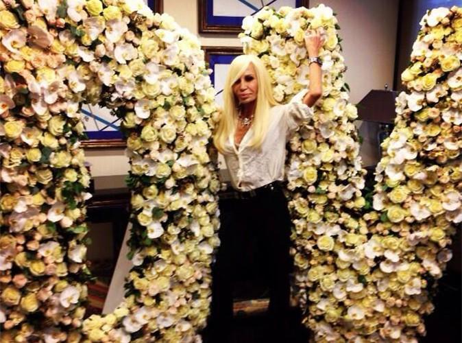 Lady Gaga : découvrez l'extraordinaire cadeau qu'elle a envoyé à Donatella Versace !