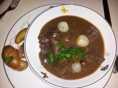 Boeuf Bourguignon by Lady Gaga !