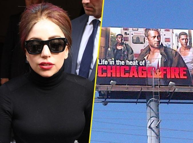 Lady Gaga : elle fait un peu de promo pour son acteur chéri, Taylor Kinney...