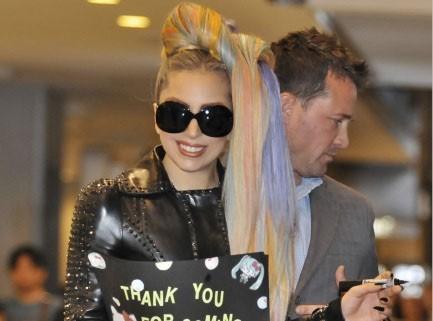 Lady Gaga : elle passe le cap des 25 millions de followers !