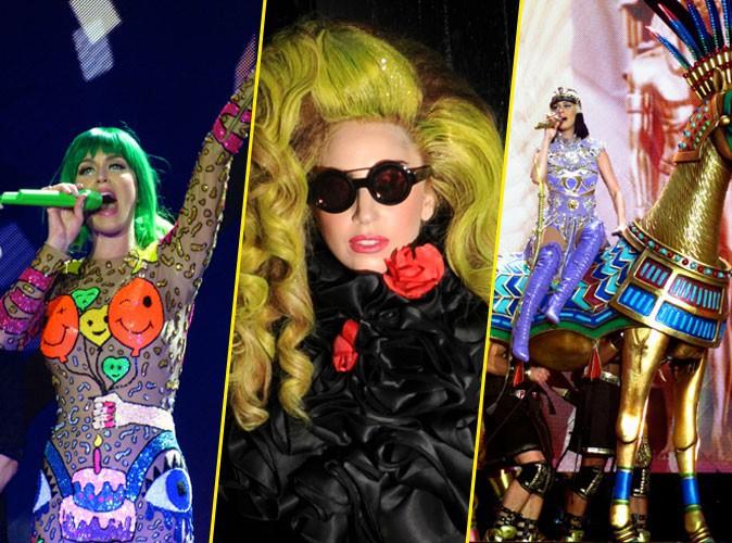 Lady Gaga et Katy Perry : le clash !