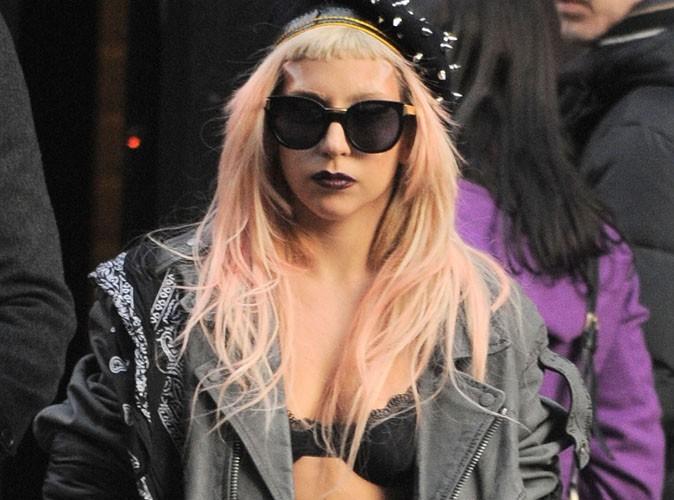 """Lady Gaga : """"Je suis destinée à une carrière au cinéma"""" !"""