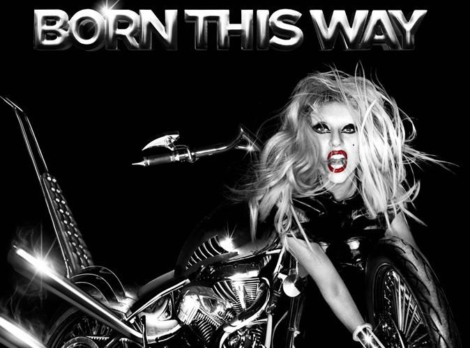 Lady Gaga : la pochette de Born This Way dévoilée est complètement déjantée !