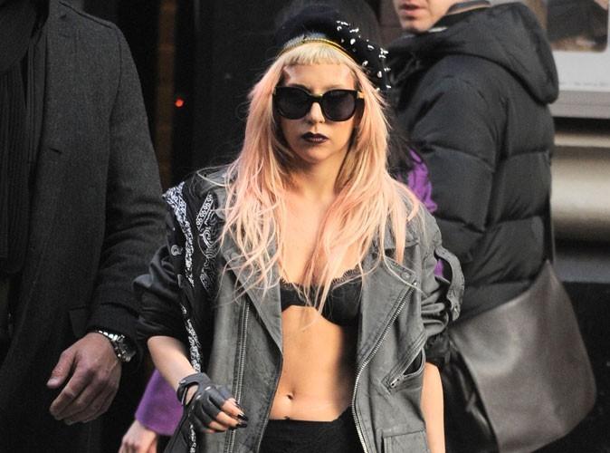 """Lady Gaga : """"Oui, je fume de l'herbe !"""""""