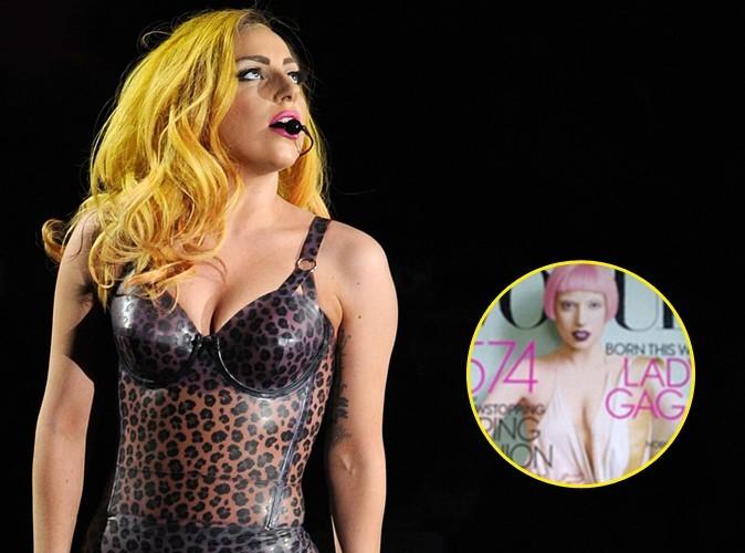 Lady Gaga prend sa revanche en couverture de Vogue !