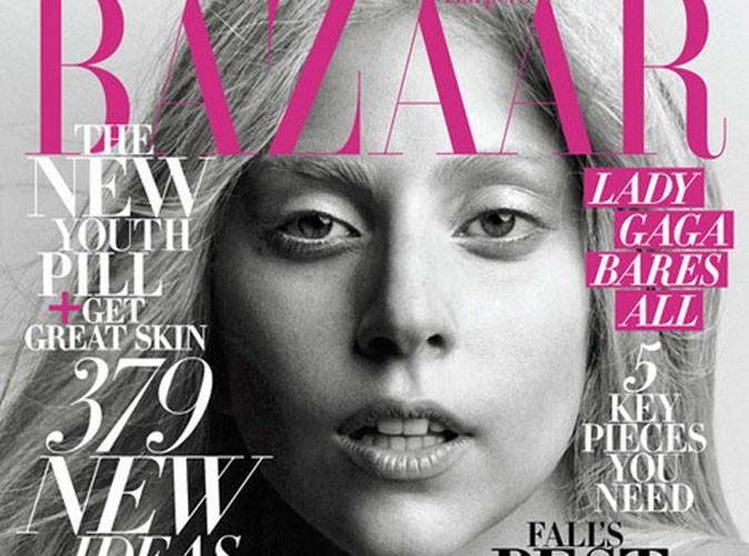 """Lady Gaga : """"Que je porte beaucoup de maquillage ou non, je suis toujours la même personne à l'intérieur !"""""""