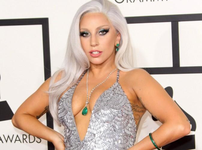 Lady Gaga : sur la scène des Oscars !