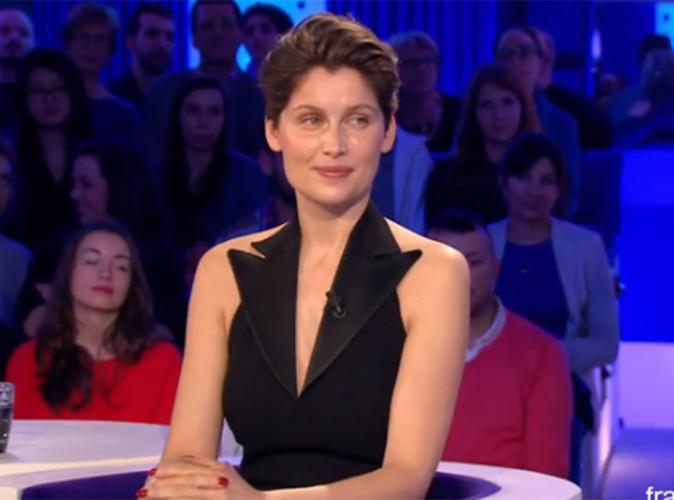 Laetitia Casta défend fermement Julie Gayet, moquée par Ruquier !