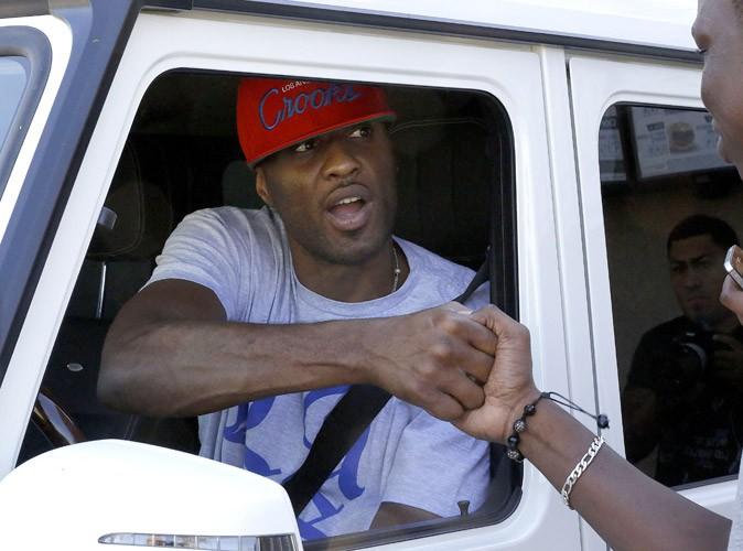 Lamar Odom : accro depuis deux ans, comment il a évité les tests anti dopage de la NBA !