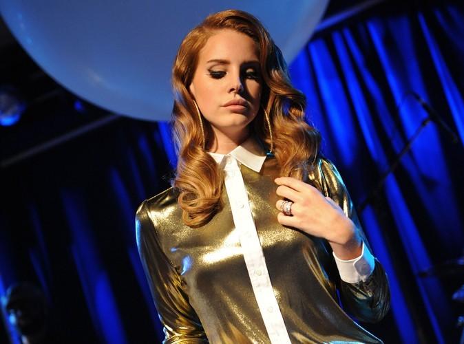 "Lana Del Rey : ""Il ne faut rien attendre de moi en live..."""