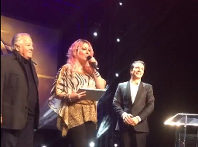 Lauriers TV Awards 2016 : Loana rayonnante pour recevoir son Laurier d'honneur, découvrez le palmarès complet !
