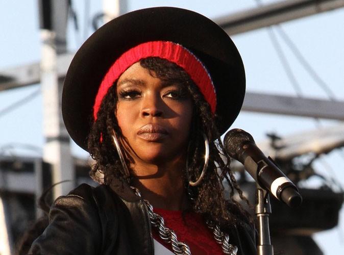 Lauryn Hill, l'ancienne chanteuse des Fugges, attend son sixième enfant !