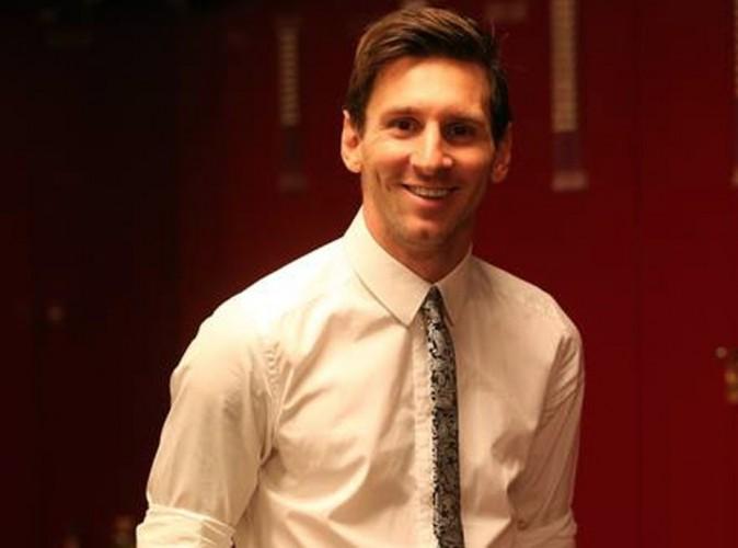 Le nouveau (et énorme) tatouage de Lionel Messi fait le buzz !