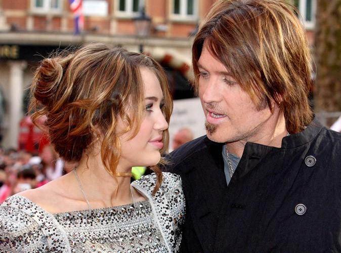 """Le père de Miley Cyrus : """"Je veux reconstruire ma famille"""""""