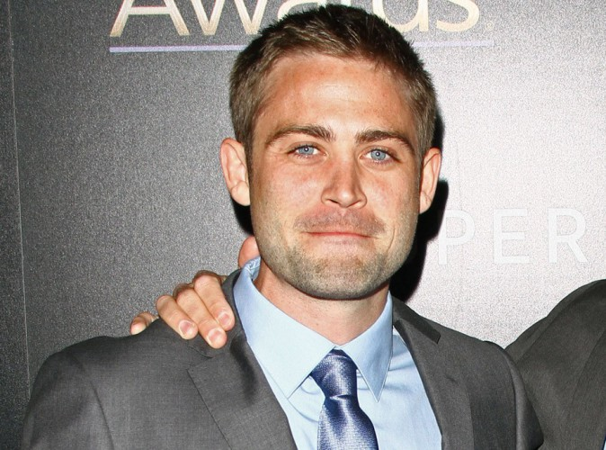 Le petit fr�re de Paul Walker se lance pour de bon au cin�ma !