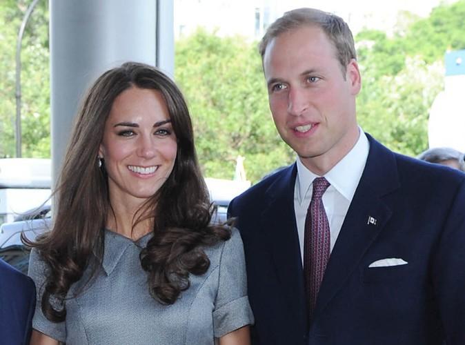 """Le prince William : """"Nous ne pouvions pas être plus heureux !"""""""