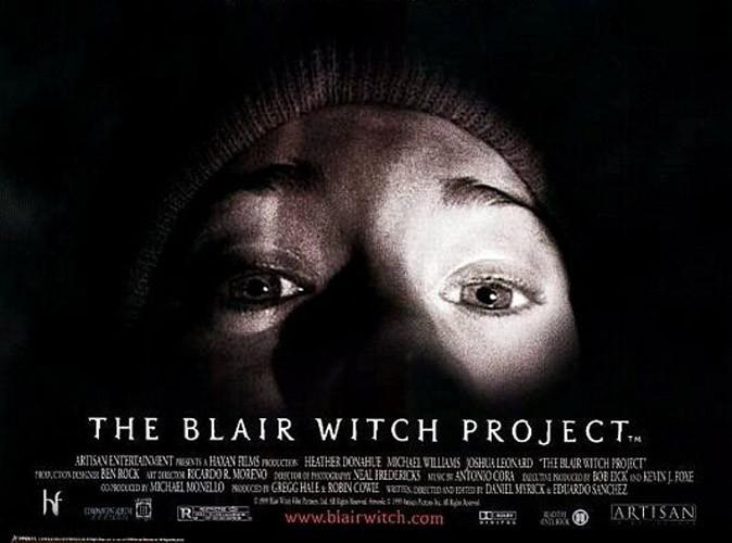 Le projet Blair Witch de retour dans les salles obscures !