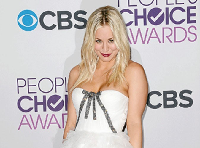 "Le saviez-vous ? Kaley Cuoco (The Big Bang Theory) : ""J'adore me baigner nue!"""