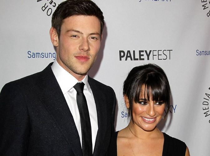 """Lea Michele à propos de Cory Monteith : """"J'ai eu de la chance de l'avoir dans ma vie"""" !"""