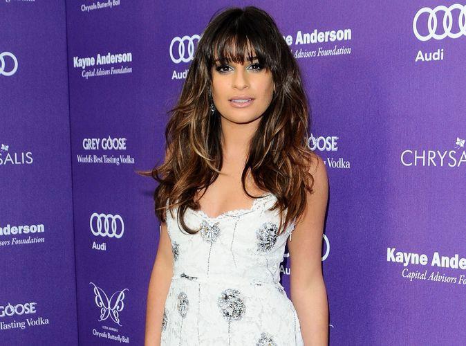 Lea Michele : elle passait une soirée tranquille entre copines quand elle a appris la mort de Cory Monteith