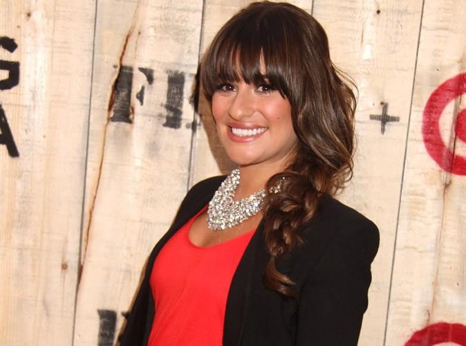 Lea Michele : elle sort à nouveau de son silence avec un message plein d'amour...