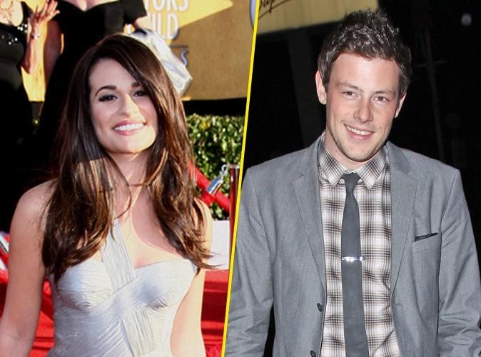 Lea Michele et Cory Monteith : ça se confirme, ils sont en couple !