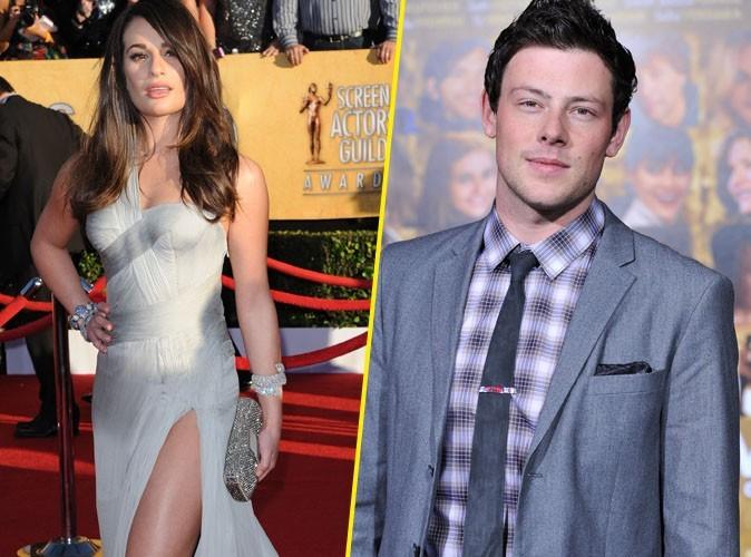 Lea Michele et Cory Monteith : les deux stars de Glee ensemble pour de vrai ?