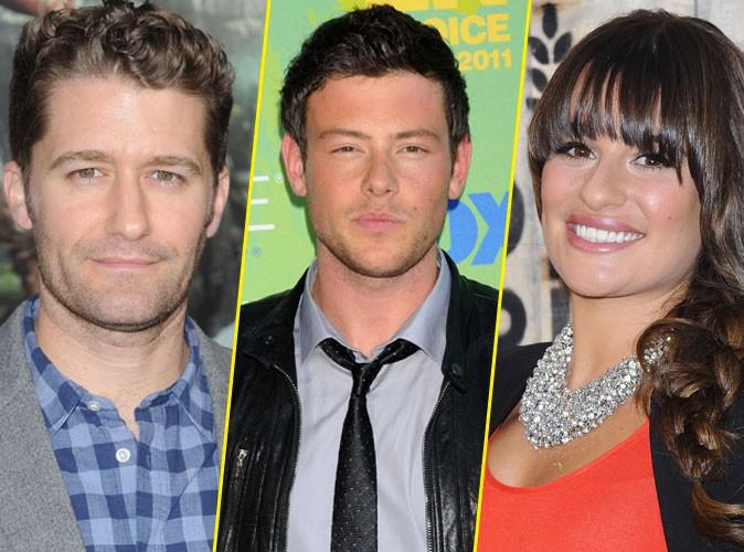 """Lea Michele : """" la plus courageuse"""" de tous les acteurs de Glee sur le tournage de l'épisode hommage à Cory Monteith !"""