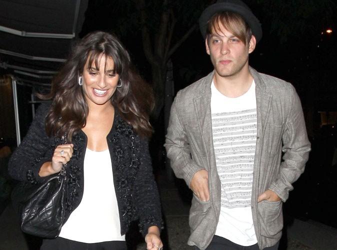Lea Michele : la star de Glee séparée de son boyfriend !