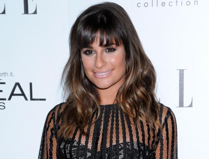Lea Michele : non elle n'est pas enceinte mais ça lui fait plaisir que la rumeur circule…