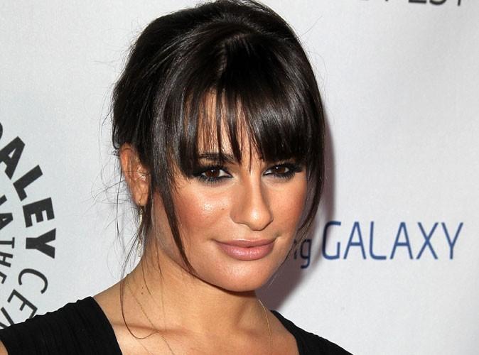 Lea Michele : un raté make-up dont elle se serait bien passée !