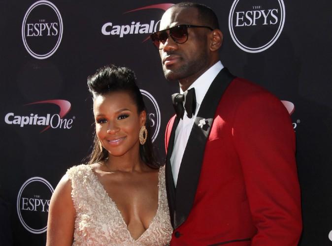 LeBron James : et de 3 (enfants) pour la star de la NBA !