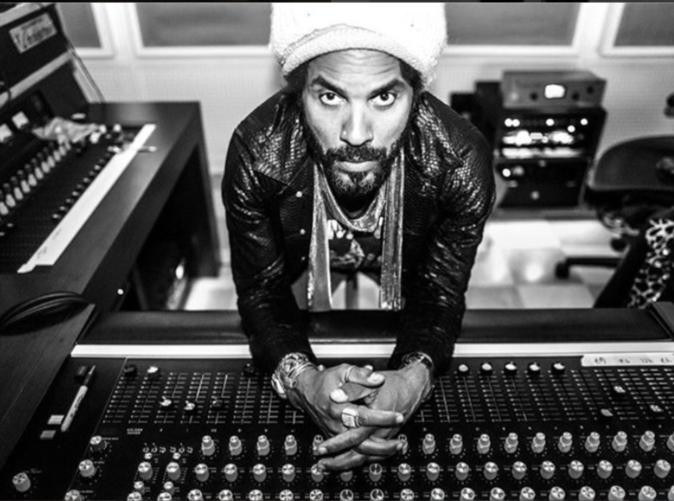 Lenny Kravitz : Il est de retour en studio !