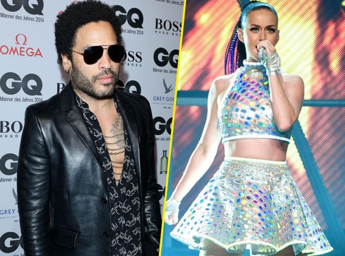 Lenny Kravitz : guest du show de Katy Perry pour le Super Bowl !