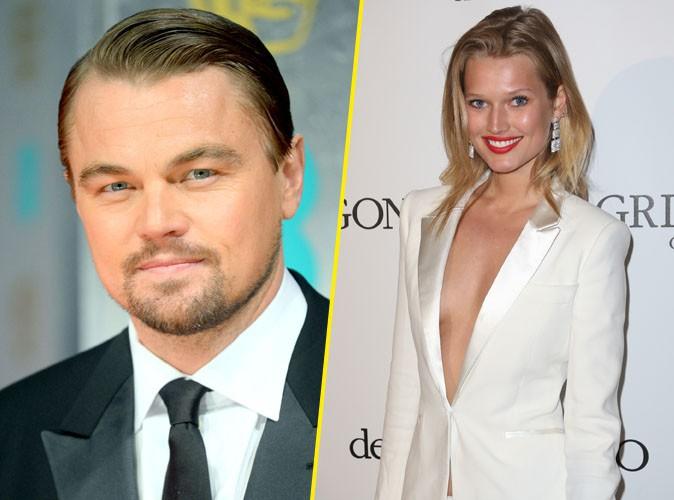 Leonardo DiCaprio : en vacances à Courchevel avec sa bombe Toni Garrn !