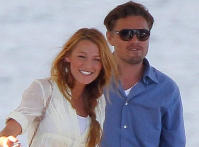 Leonardo DiCaprio et Blake Lively ne se quittent plus... Encore des nouvelles photos des deux jeunes tourtereaux !