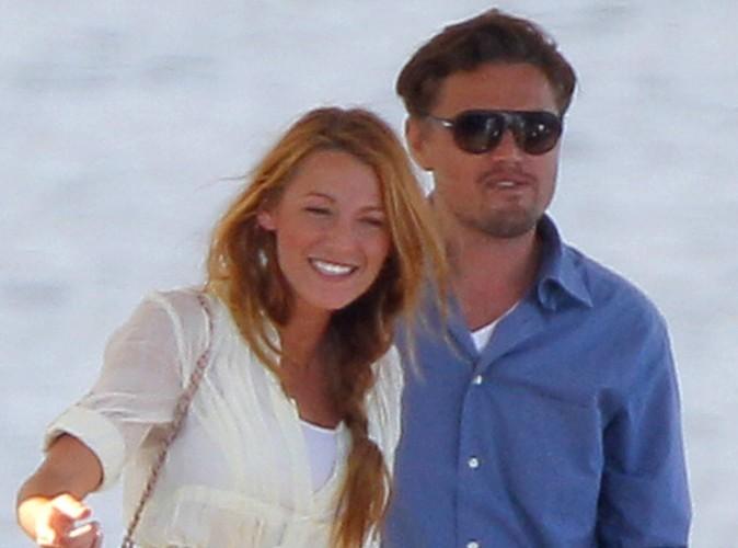 Leonardo DiCaprio : il vient d'offir une voiture hybride à sa girlfriend Blake Lively !