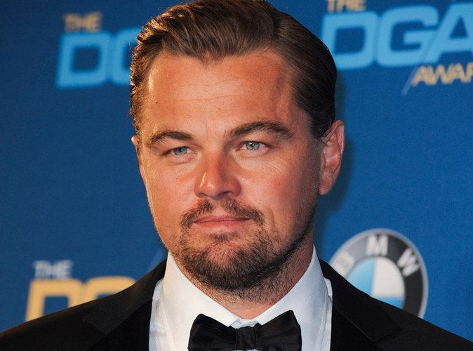Leonardo DiCaprio premier invité de la nouvelle émission d'Alessandra Sublet