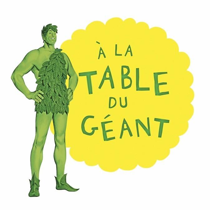 Ce week-end, Géant Vert vous invite à des ateliers et dégustations autour du maïs avec le chef Alain Passard et le designer culinaire Marc Brétillot.