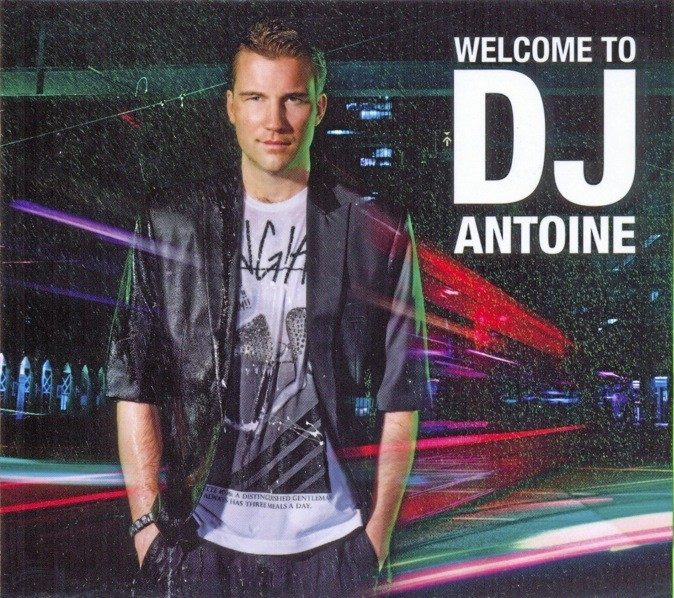 Welcome to DJ Antoine, Happy Music. 17 €.