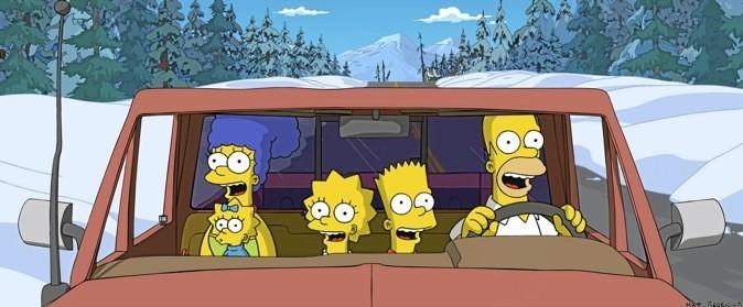 Le film « Les Simpson : le film » sur W9 à 20h50 !