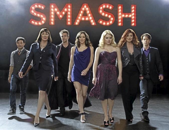 """La série """"Smash"""" sur TF1 à 23h15 !"""