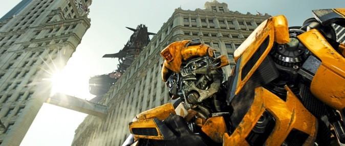 Le film Transformers 3 : la face cachée sur Canal + à 20h55 !