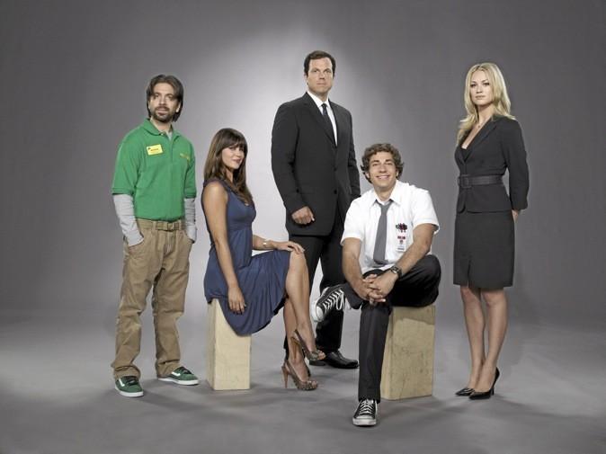 La série « Chuck » sur Nt1 à 20h45 !