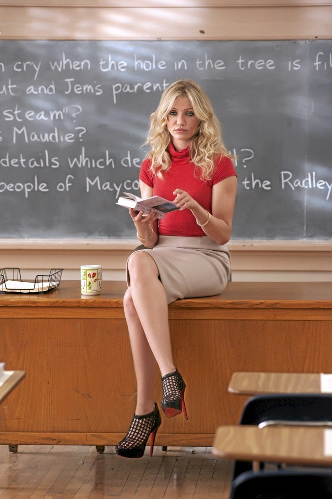 Le film Bad Teacher sur Canal + à 22h !