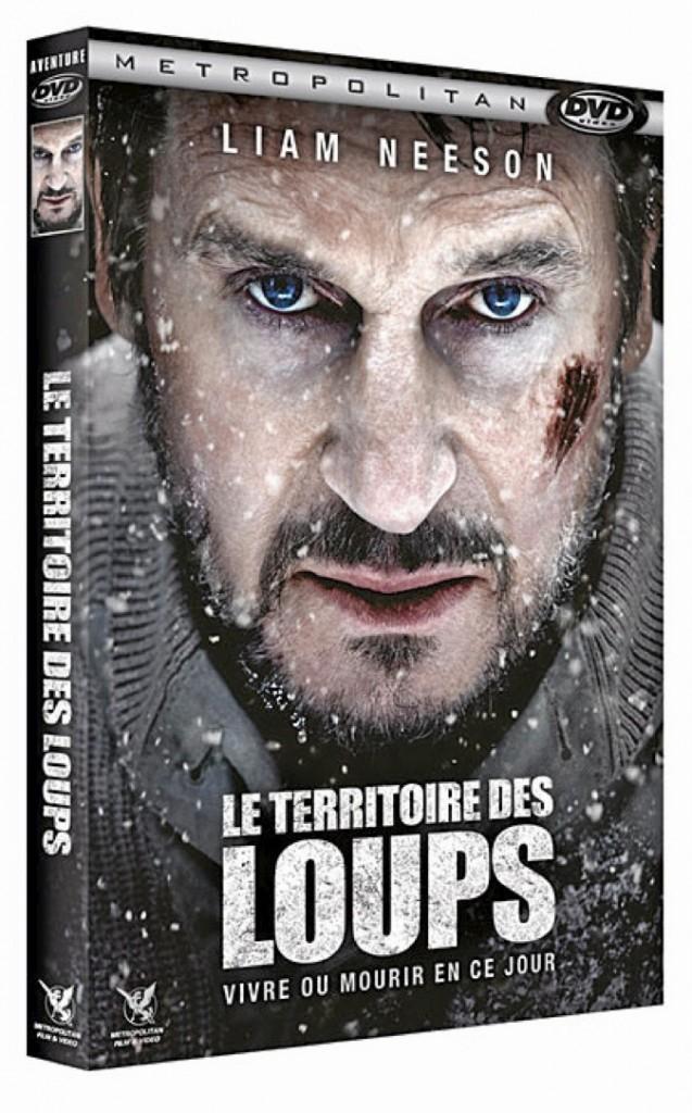 Le territoire des loups, DVD Metropolitan. 17,99 €.