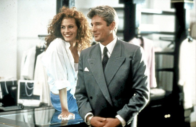 "Le film ""Pretty Woman"" sur W9 à 20h50 !"
