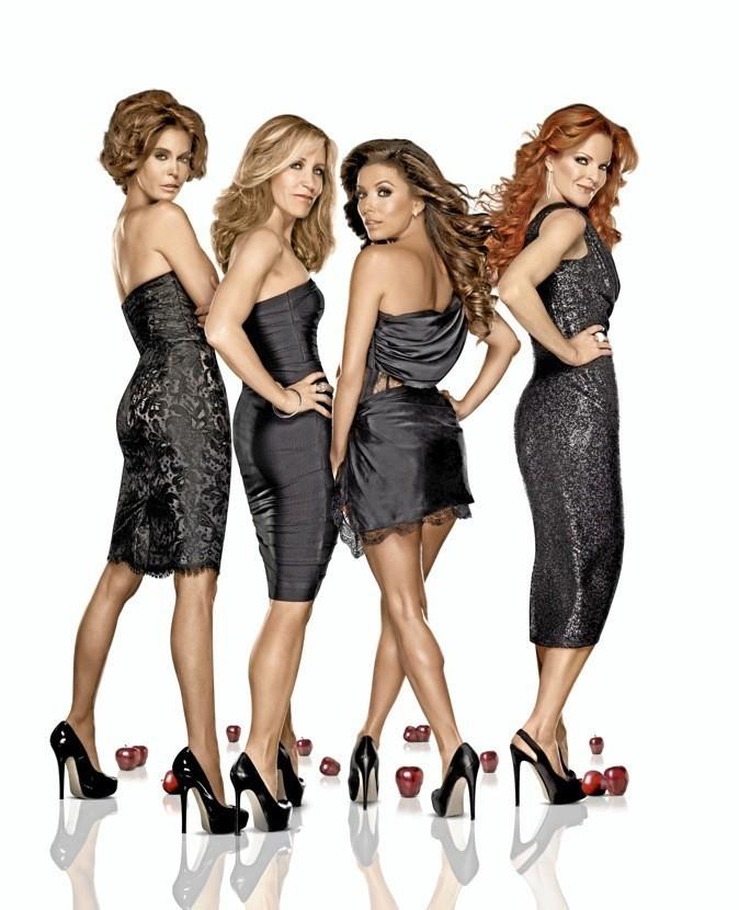 """La série """"Desperate Housewives"""" sur Canal + à 20h55 !"""